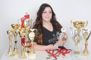Eva Darabos - Lash- and nail designer